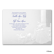 Midnight Magic - Cinderella - Invitation